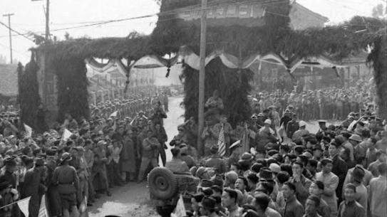 1945年日军宣布投降,中印公路守军讲述这样一幕