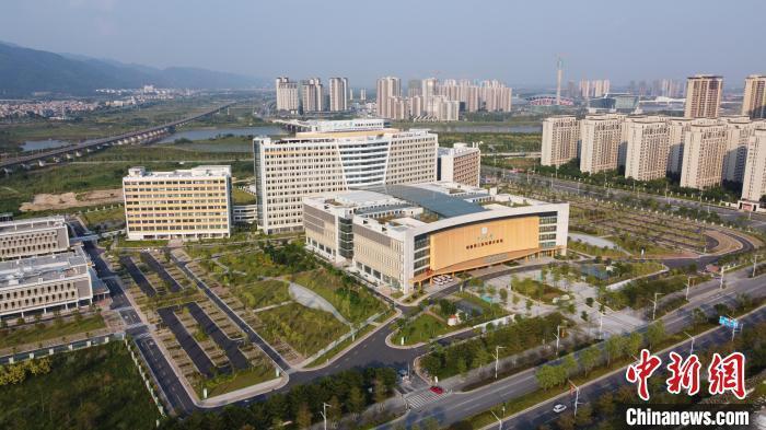 广东肇庆添现代化智慧医院大湾区加快优质医疗资源扩容