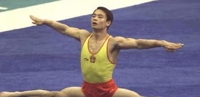 """被称为""""体操史上最危险的一跳"""""""