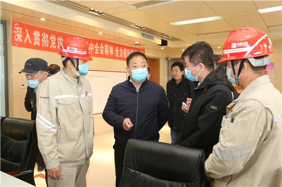 提前4天 哈尔滨市16日起正式开栓供热