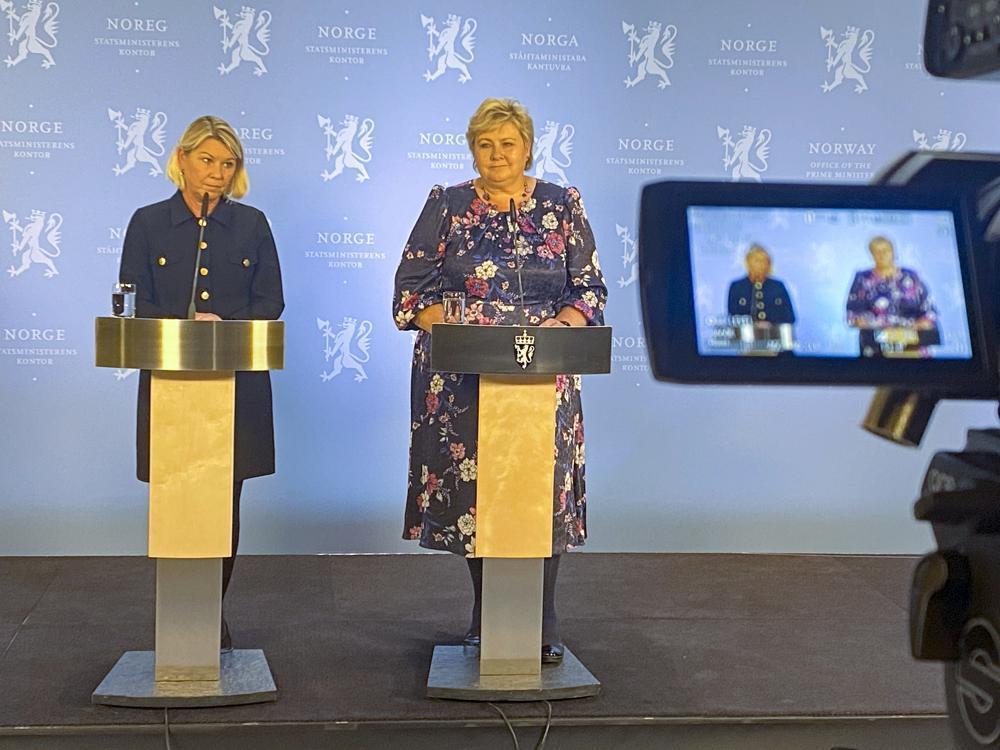 挪威首相称弓箭袭击事件令人震惊