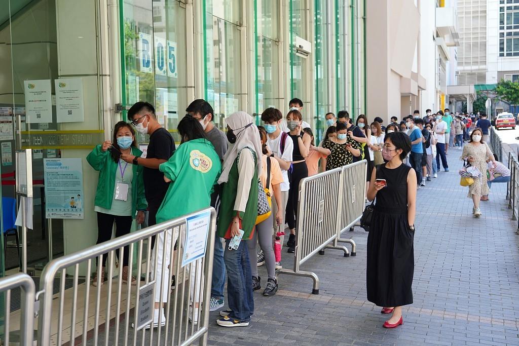 香港酝酿接种第三针,世卫:主要聚焦无抗体反应