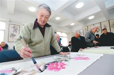 """沈阳完善老年健康服务体系 让老人""""幸福享老"""""""