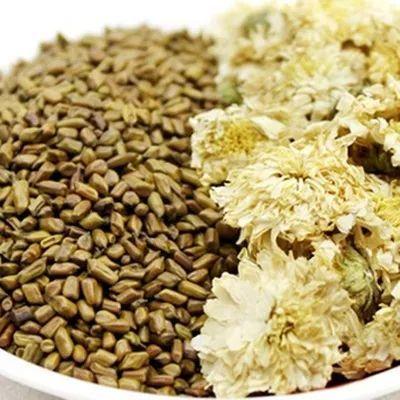 秋燥每天一杯菊花决明子茶,300年老字号,堪比千元神仙水凤凰网凰家尚品