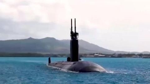 反面教材!美英澳核潜艇合作堪称教科书级核扩散案例