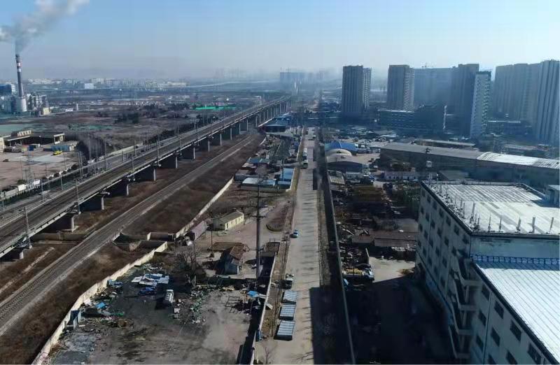 唐河路打通一期工程