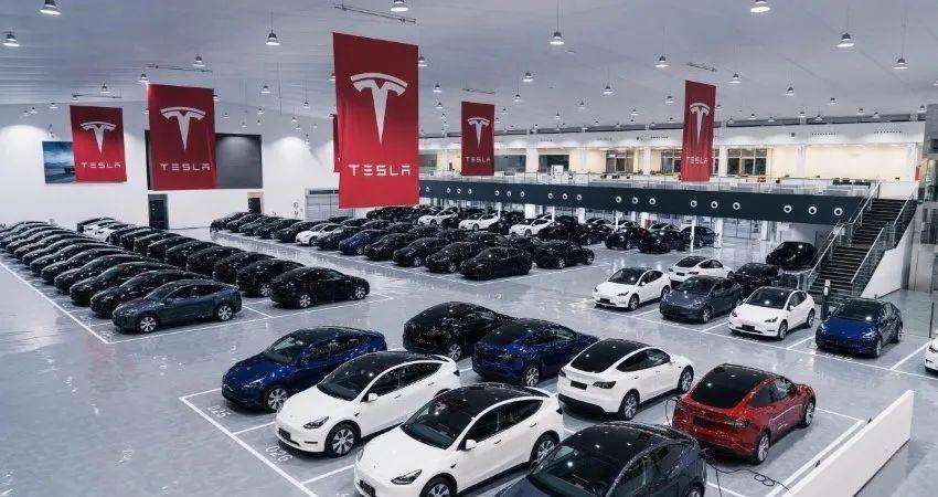 """特斯拉在中国卖疯了 一款Model Y打败""""蔚小理""""全系!"""