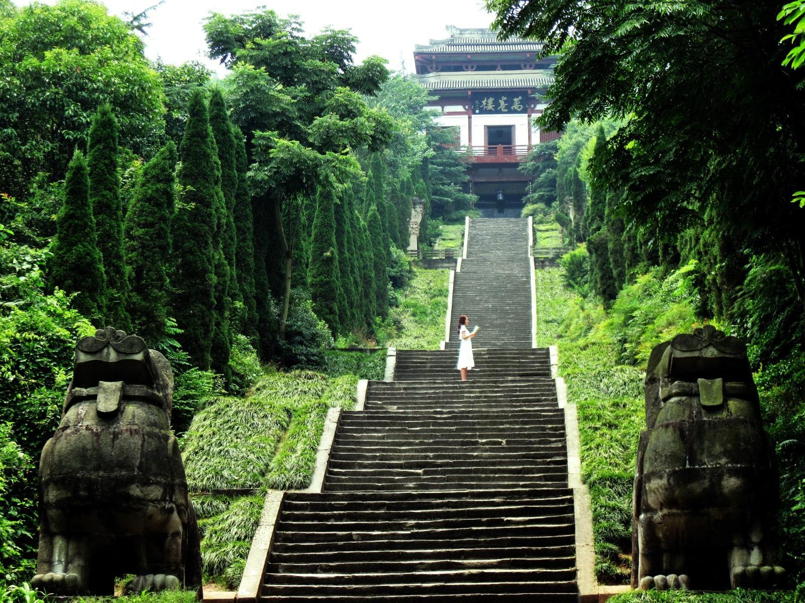 顺庆·西山风景区