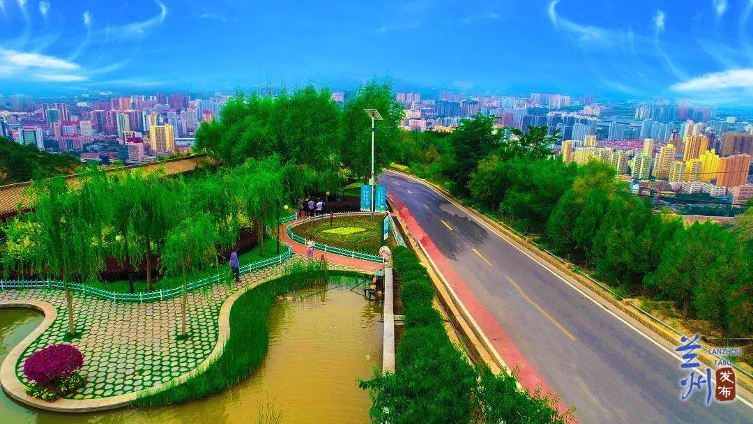 """用中国传统色 探寻金城兰州的""""国风绝色""""美学"""