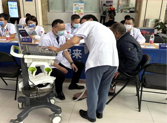 南昌大学二附院开展2021世界血栓日义诊宣教活动