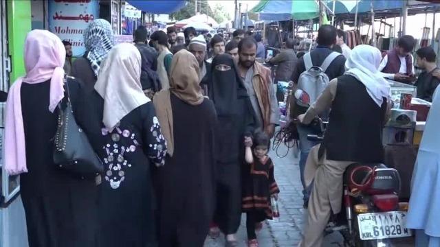 凤凰专访阿富汗女记者:我不喜欢穿罩袍 却不得不穿上它
