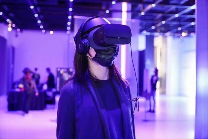 "5G给VR提供低延迟体验 ""元宇宙""内容将爆发?"