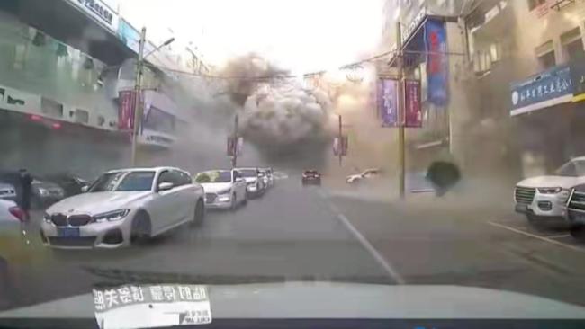 沈阳燃气爆炸事故搜救工作基本结束 共造成5人死亡
