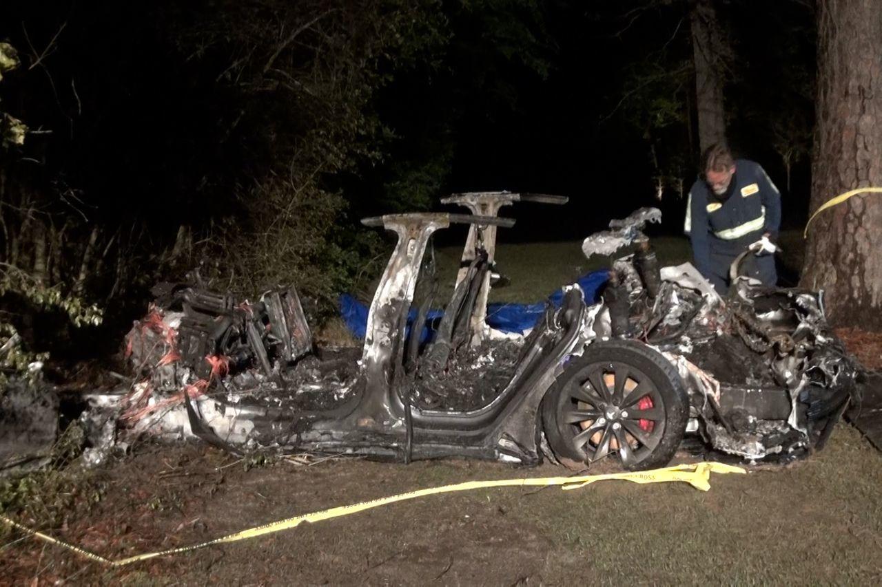 美安全机构更新特斯拉得州致命事故调查:并非