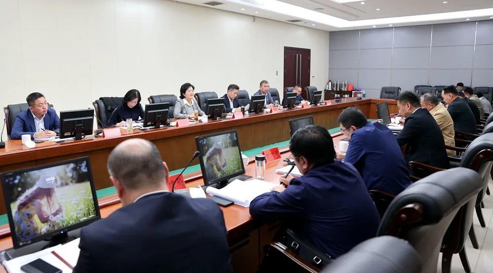 土地征收、园区建设……徐州铜山这个会议专题调度
