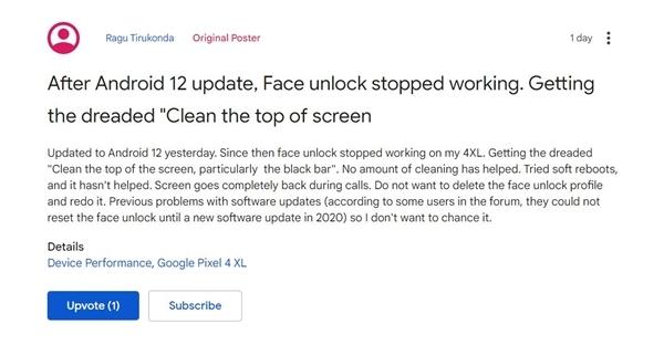 Android 12翻车:多款谷歌Pixel设备更新后崩溃 续航