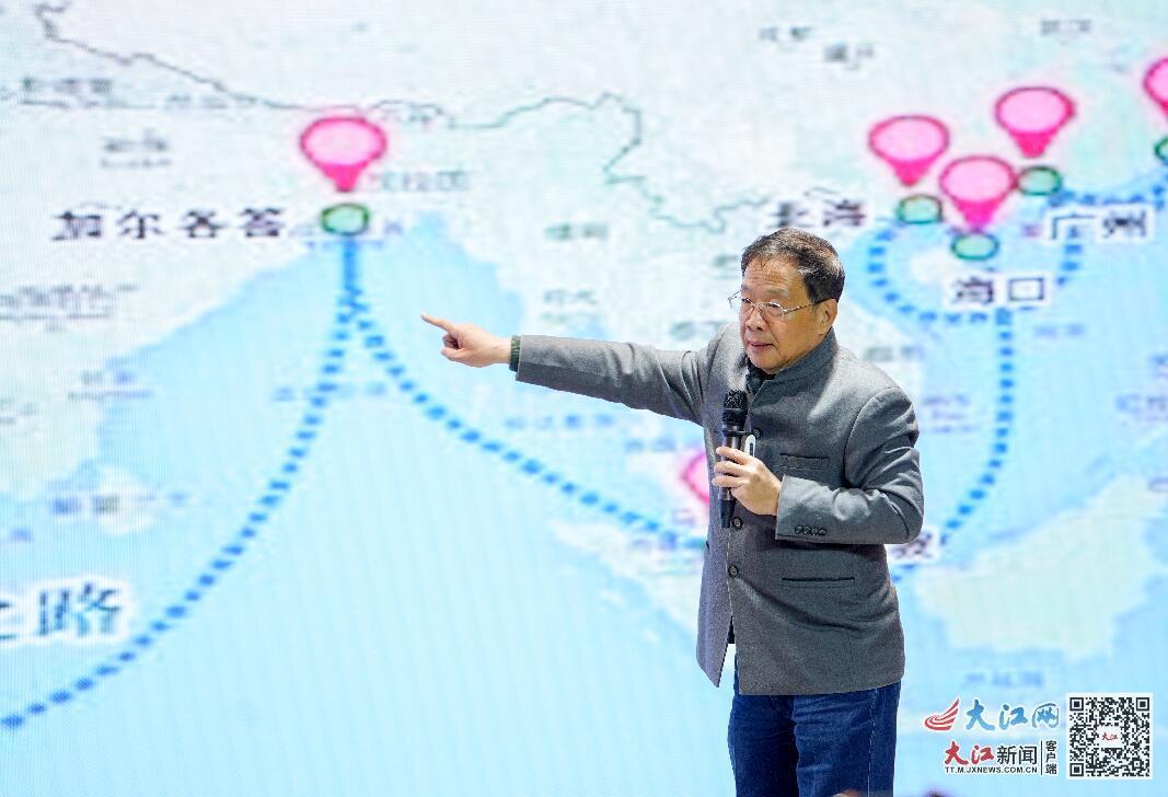 """陈东有:构建国内国际双循环 """"一带一路""""是最好途径"""