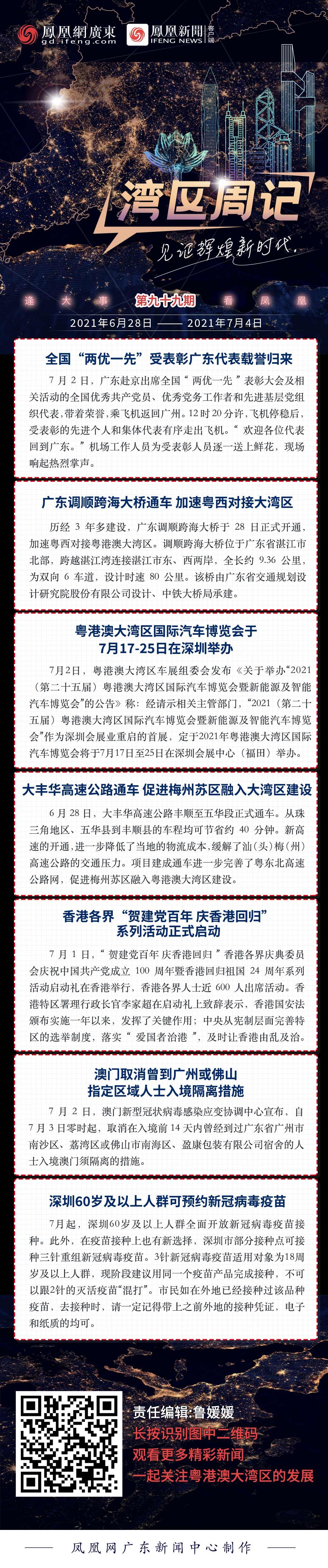 """湾区周记No.99丨全国""""两优一先""""受表彰广东代表载誉归来"""