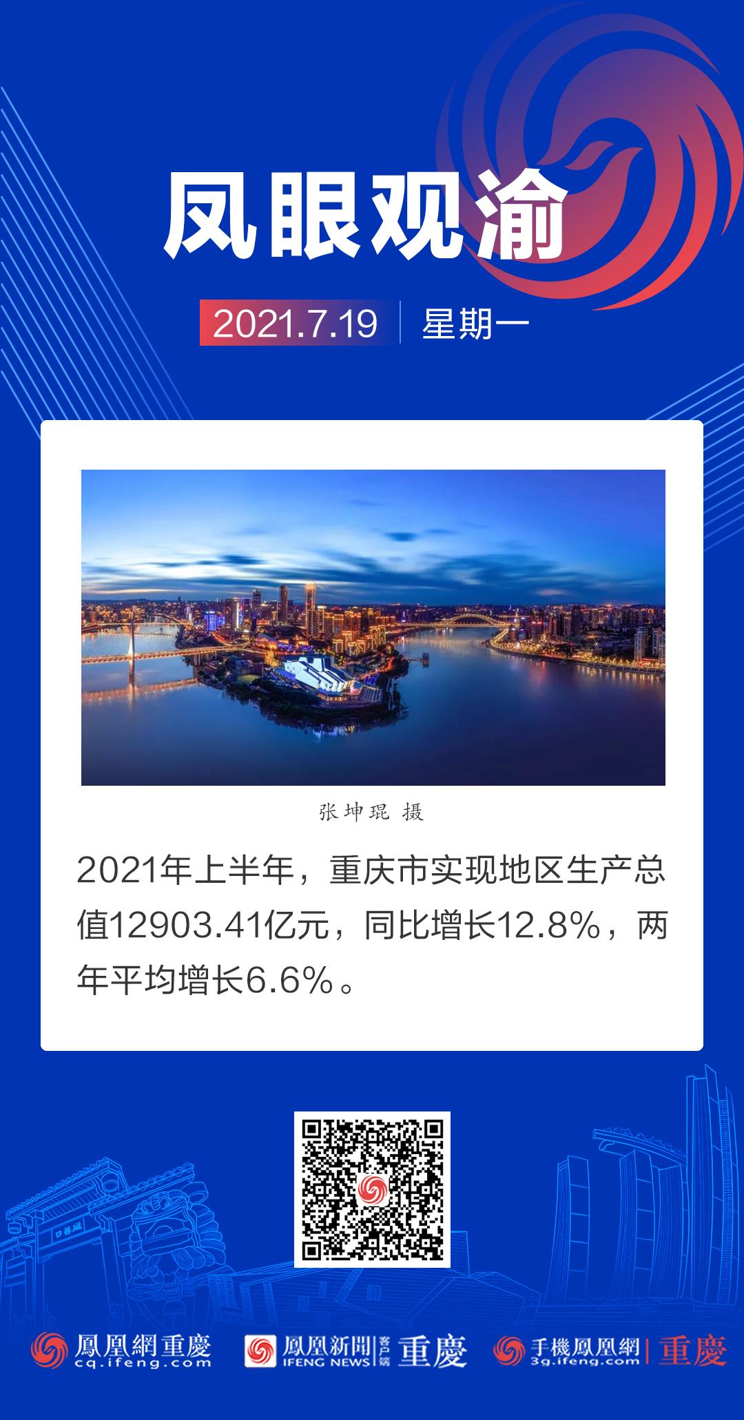 重庆gdp人均_重庆上半年GDP12903亿元,涪陵江津保持领先,江北有望超越渝中